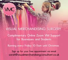 Relaunch of Free Visual Merchandising Support