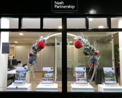 Christmas Installations For Nash Partnership