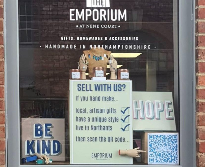 Visual Merchandising Consultancy To Support Local Artisan Businesses at Nene Court